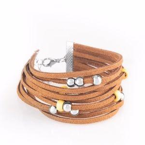 Free with Bundle Colorfully Coachella Bracelet